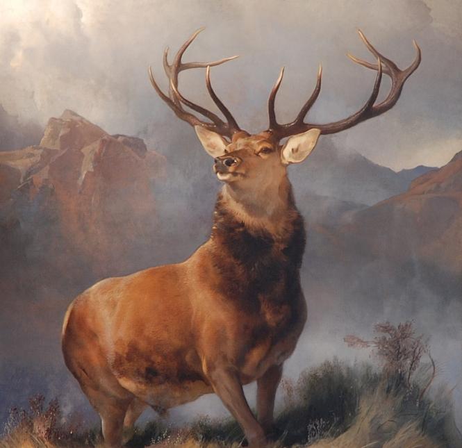 monarch_of_the_glen_edwin_landseer_1851