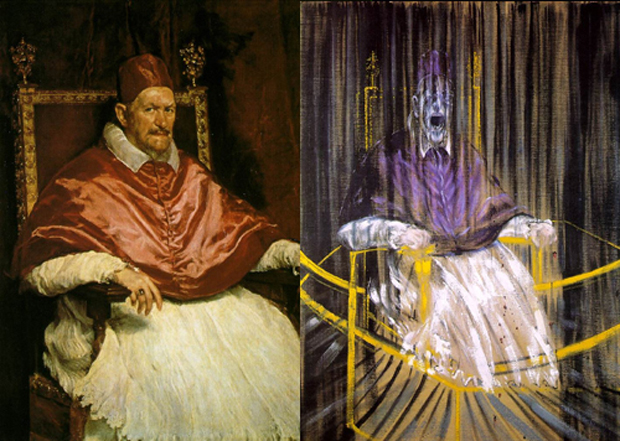 francis-bacon-pope-innocente-x-velazquez-comparison