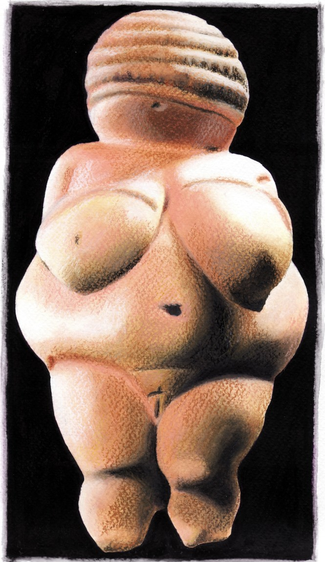 venus_of_willendorf_by_lafeenoir